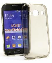 billigamobilskydd.se Ultra Thin TPU Kotelo Samsung Galaxy Ace 4 (G357F)