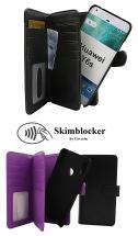 billigamobilskydd.se Skimblocker XL Magnet Wallet Huawei Y6s