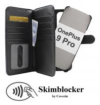 CoverIn Skimblocker XL Magnet Wallet OnePlus 9 Pro