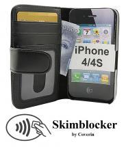 CoverIn Skimblocker Lompakkokotelot iPhone 4/4S