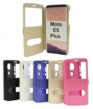billigamobilskydd.se Flipcase Motorola Moto E5 Plus / Moto E Plus (5th gen)