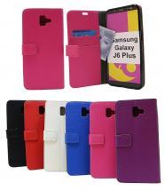 billigamobilskydd.se Jalusta Lompakkokotelo Samsung Galaxy J6 Plus (J610FN/DS)