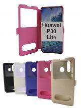 billigamobilskydd.se Flipcase Huawei P30 Lite
