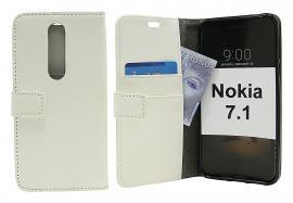 billigamobilskydd.se Jalusta Lompakkokotelo Nokia 7.1