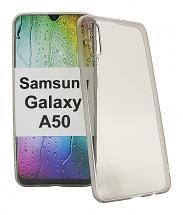 billigamobilskydd.se Ultra Thin TPU Kotelo Samsung Galaxy A50 (A505FN/DS)