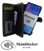 CoverIn Skimblocker XL Magnet Wallet Honor 20