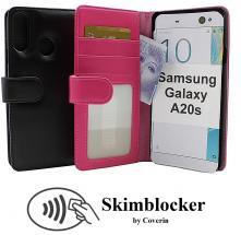 CoverIn Skimblocker Lompakkokotelot Samsung Galaxy A20s (A207F/DS)