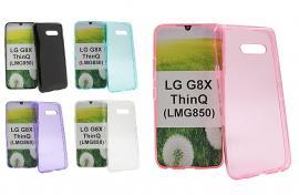 billigamobilskydd.se TPU-suojakuoret LG G8X ThinQ (LMG850)