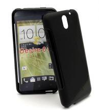 billigamobilskydd.se S-Line TPU-muovikotelo HTC Desire 610