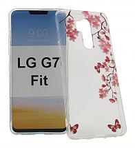 billigamobilskydd.se TPU-Designkotelo LG G7 Fit (LMQ850)