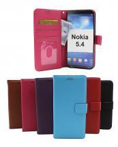 billigamobilskydd.se New Jalusta Lompakkokotelo Nokia 5.4