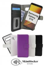 billigamobilskydd.se Skimblocker Magneettikotelo Samsung Galaxy S10 (G973F)