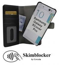 CoverIn Skimblocker Magneettikotelo Samsung Galaxy XCover Pro (G715F/DS)
