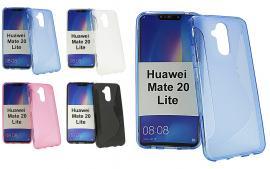 billigamobilskydd.se S-Line TPU-muovikotelo Huawei Mate 20 Lite