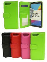 billigamobilskydd.se Lompakkokotelot Huawei Y6 2018