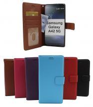 billigamobilskydd.se New Jalusta Lompakkokotelo Samsung Galaxy A42 5G