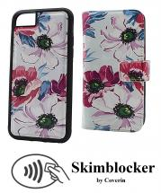 billigamobilskydd.se Skimblocker Design Magneettilompakko iPhone 6/6s