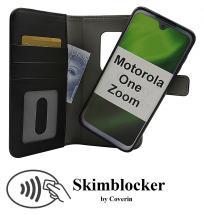 billigamobilskydd.se Skimblocker Magneettikotelo Motorola One Zoom