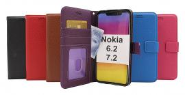 billigamobilskydd.se New Jalusta Lompakkokotelo Nokia 6.2 / 7.2