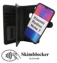 CoverIn Skimblocker XL Magnet Wallet Xiaomi Redmi Note 7