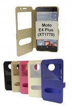 billigamobilskydd.se Flipcase Moto E4 Plus (XT1770)