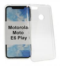 billigamobilskydd.se TPU-suojakuoret Motorola Moto E6 Play