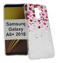 billigamobilskydd.se TPU-Designkotelo Samsung Galaxy A6 Plus 2018 (A605FN/DS)