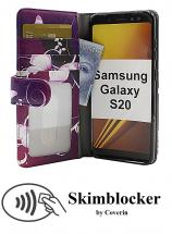 CoverIn Skimblocker Kuviolompakko Samsung Galaxy S20 (G980F)