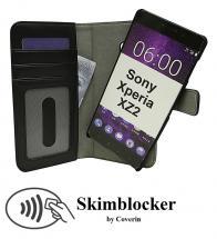 CoverIn Skimblocker Magneettikotelo Sony Xperia XZ2 (H8266)