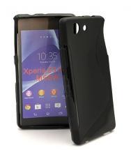 billigamobilskydd.se S-Line TPU-muovikotelo Sony Xperia Z3 Compact (D5803)