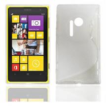 billigamobilskydd.se S-Line TPU-muovikoteloskal Nokia Lumia 1020