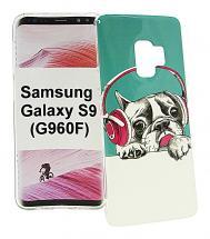 billigamobilskydd.se TPU-Designkotelo Samsung Galaxy S9 (G960F)