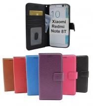 billigamobilskydd.se New Jalusta Lompakkokotelo Xiaomi Redmi Note 8T