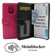 CoverIn Skimblocker Lompakkokotelot Xiaomi Redmi Note 9s / Note 9 Pro
