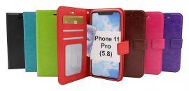 billigamobilskydd.se Crazy Horse Lompakko iPhone 11 Pro (5.8)