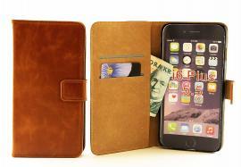 billigamobilskydd.se Crazy Horse Jalusta Lompakkokotelo iPhone 6 Plus/6s Plus