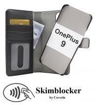 CoverIn Skimblocker Magneettikotelo OnePlus 9