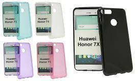 billigamobilskydd.se TPU-suojakuoret Huawei Honor 7X