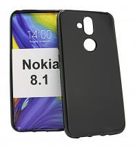 billigamobilskydd.se TPU-suojakuoret Nokia 8.1