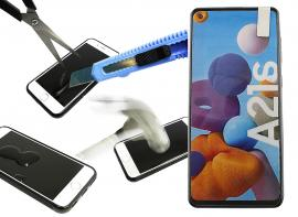 billigamobilskydd.se Näytönsuoja karkaistusta lasista Samsung Galaxy A21s (A217F/DS)