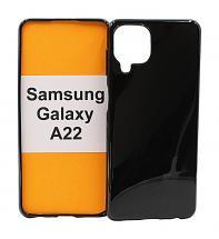 billigamobilskydd.se TPU muovikotelo Samsung Galaxy A22 (SM-A225F/DS)