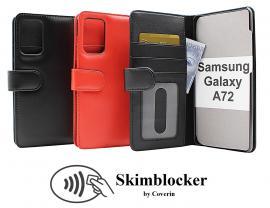 CoverIn Skimblocker Lompakkokotelot Samsung Galaxy A72 (A725F/DS)