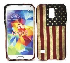 billigamobilskydd.se Samsung Galaxy S5 (SM-G900) Designcover