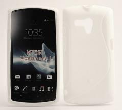 billigamobilskydd.se S-Line TPU-muovikotelo Sony Ericsson Xperia Neo L (MT25l)