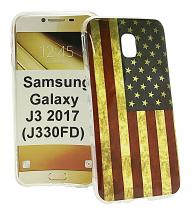 billigamobilskydd.se TPU-Designkotelo Samsung Galaxy J3 2017 (J330FD)
