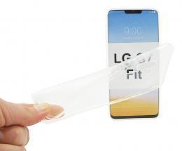 billigamobilskydd.se Ultra Thin TPU Kotelo LG G7 Fit (LMQ850)