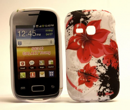 billigamobilskydd.se Designcover Samsung Galaxy Young (S6310)