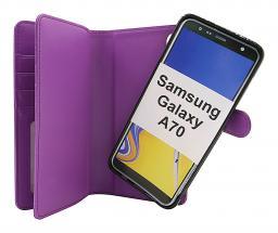 CoverIn Skimblocker XL Magnet Wallet Samsung Galaxy A70 (A705F/DS)