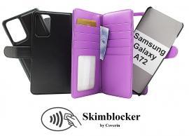 CoverIn Skimblocker XL Magnet Wallet Samsung Galaxy A72 (A725F/DS)