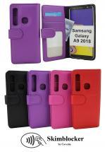 billigamobilskydd.se Skimblocker Lompakkokotelot Samsung Galaxy A9 2018 (A920F/DS)